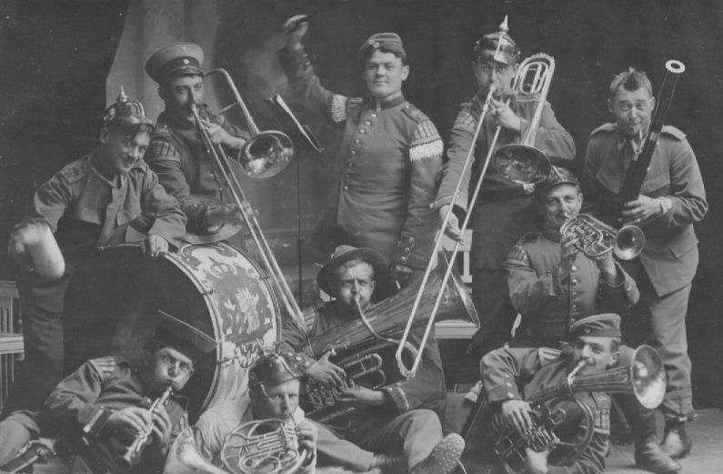 military band germany rempe podcast